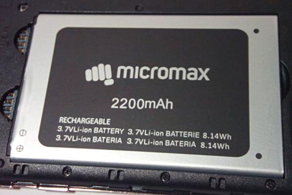 Micromax Q354