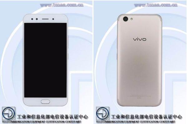 Готовится к релизу смартфон Vivo X9s Plus