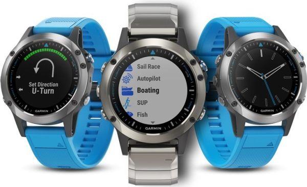 Смарт-часы Garmin quatix 5: для тех, кто в море
