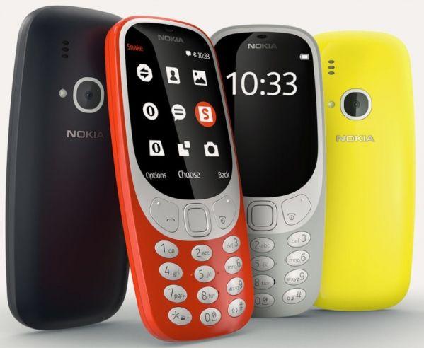 Сколько стоит новая Nokia 3310 в России?