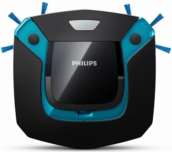 Квадратный робот-пылесос Philips SmartPro Easy появился в России