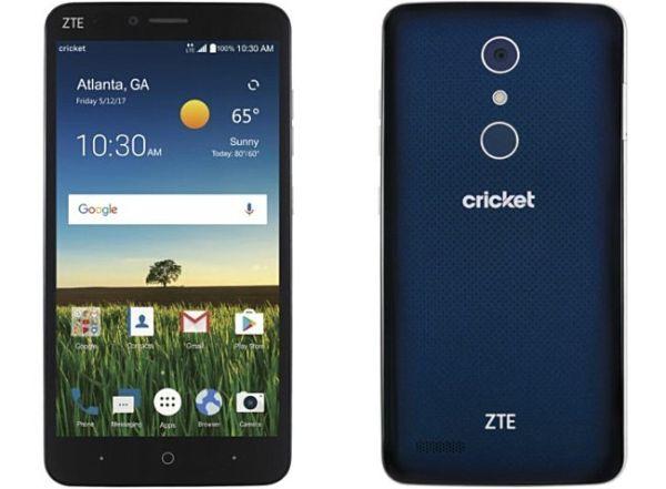 Смартфон ZTE Blade X Max представлен в Китае