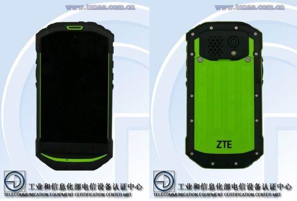 TENAA протестировал смартфон ZTE C501