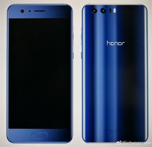 Huawei Honor 9 с двойной камерой выйдет в июне