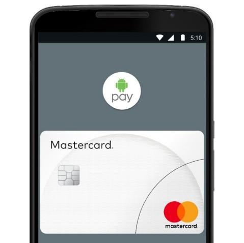 Android Pay засветилась в России раньше анонса