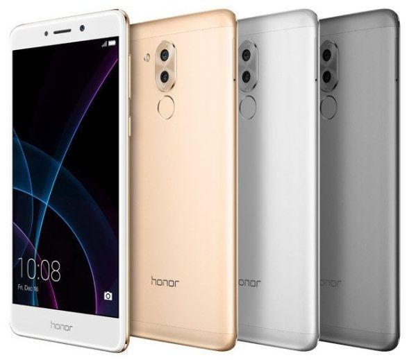Смартфон Huawei Honor 6X Premium приехал в Россию