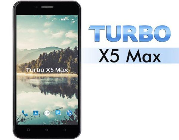 Turbo X5 Max: бюджетный смартфон с дизайном флагмана и очень емким аккумулятором