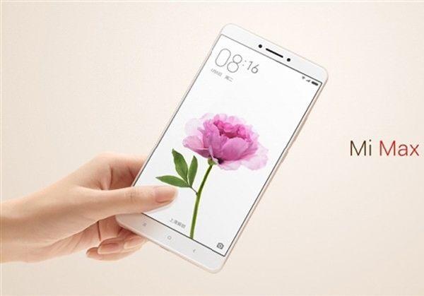 Новый Xiaomi Mi Max 2 покажут на следующей неделе