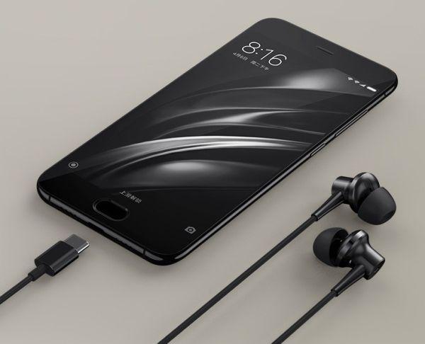 Xiaomi представила наушники с USB-C