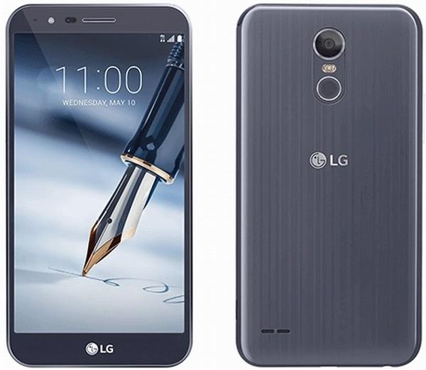 Представлен смартфон LG Stylo 3 Plus со стилусом и большим экраном