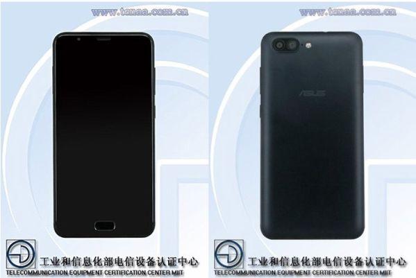 Смартфон Asus X015D показался на рендерах из Китая