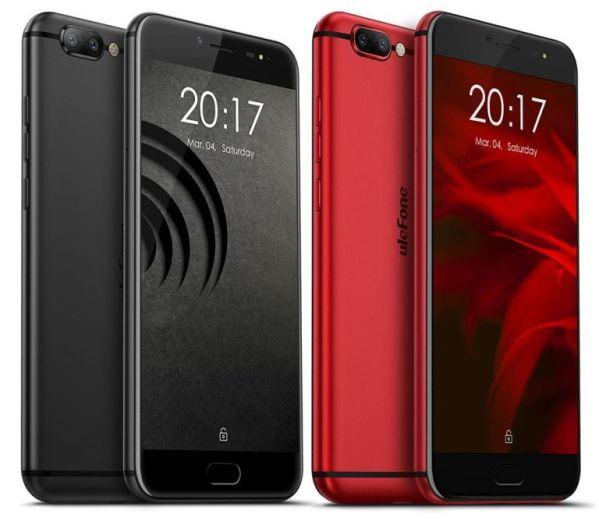 Ulefone анонсировала смартфон Gemini Pro