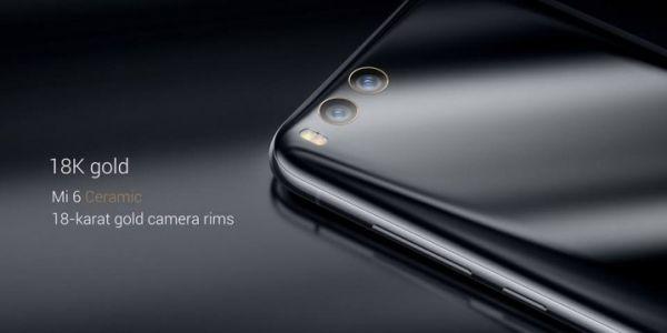 Смартфон Xiaomi Mi 6 Ceramic Edition поступил в продажу