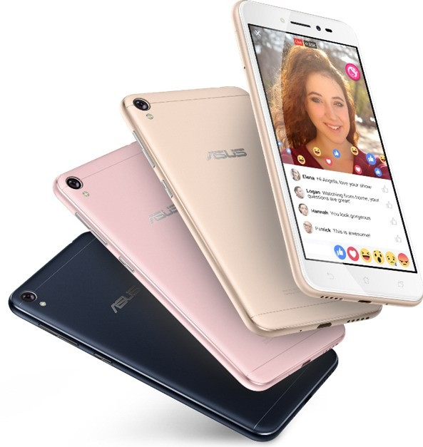 Камерофон ASUS ZenFone Live получил цену в рублях