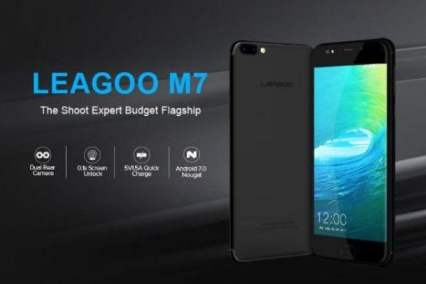 Смартфон Leagoo M7 оценен в $80