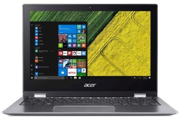 Компактный ноутбук Acer Spin 1 может превращаться в планшет