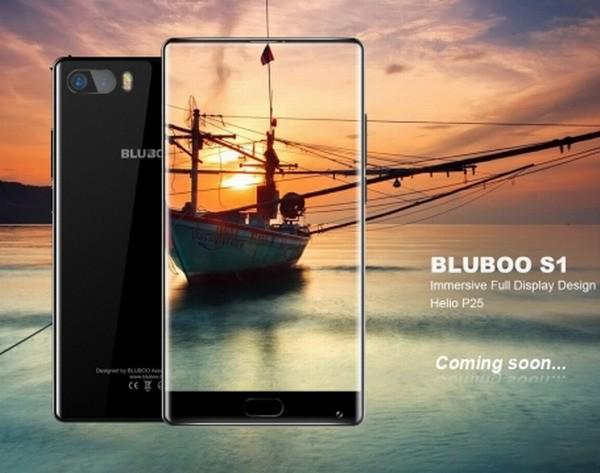 Смартфон BLUBOO S1 сразится с Xiaomi Mi Mix