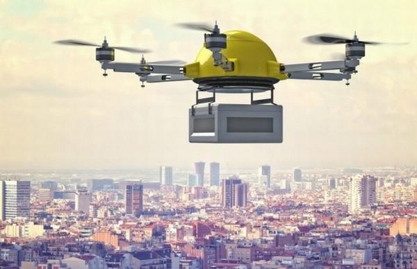Сбербанк протестирует доставку денег при помощи дронов