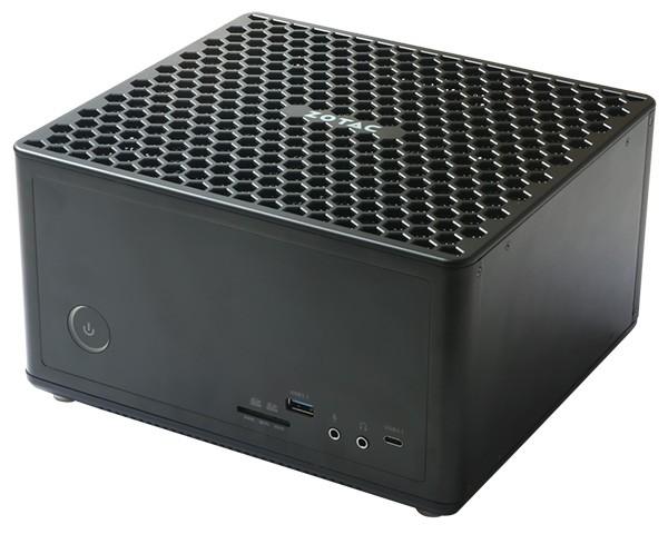 Zotac выпустила неттопы на процессорах от AMD