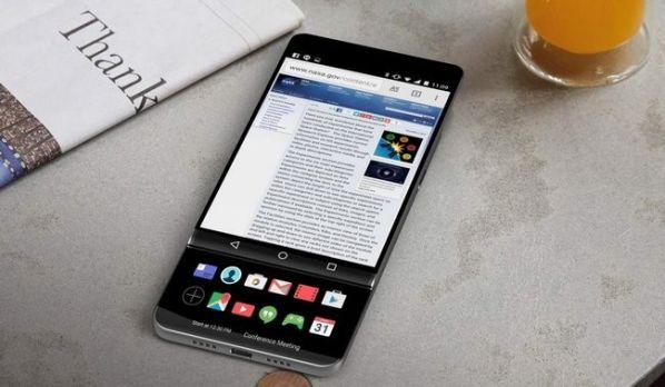 Смартфон LG V30 может оказаться слайдером с двумя экранами