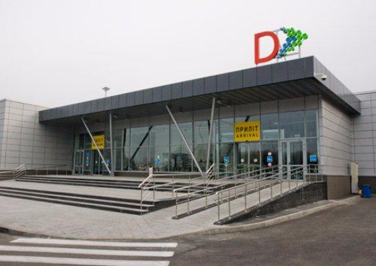 Аэропорт Жуляны возобновил полноценную работу внутреннего терминала D