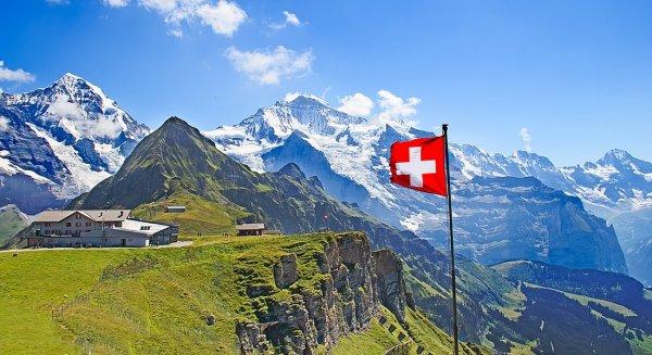 Завод по очистке воздуха от углекислого газа запустили в Швейцарии
