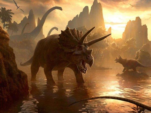Ученые: Динозавров невозможно воскресить