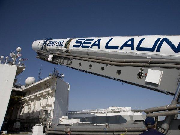 Украинский «Южмаш» изготовит 12 ракет для компании S7 Sea Launch