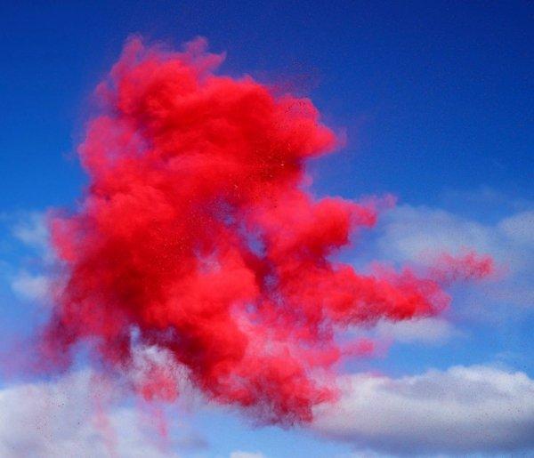 NASA покрасит облака над США в красный и зеленые цвет