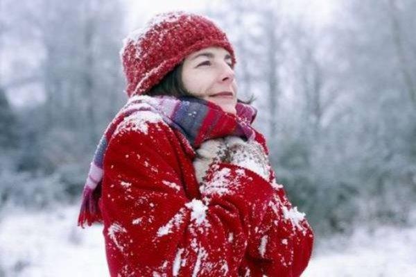 Ученые: 15 минут дрожи от холода помогают результативно худеть