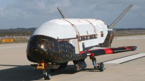 Space X назвала дату запуска беспилотного корабля для ВС США
