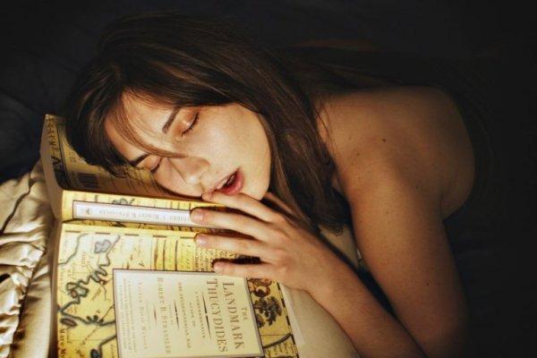 Исследования доказали вред сна с открытым ртом