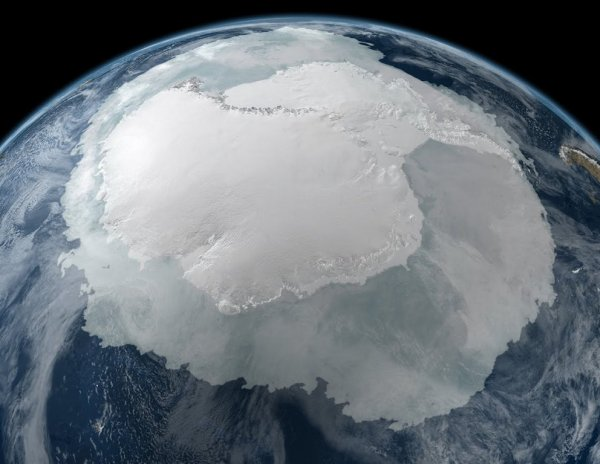 Антарктида: Древние гиганты и секретные базы