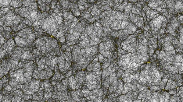 Ученые создали первую в мире виртуальную Вселенную из 25 миллиардов галактик
