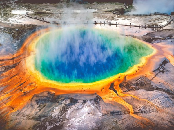 Ученые предупредили о скором извержении вулкана Йеллоустоун