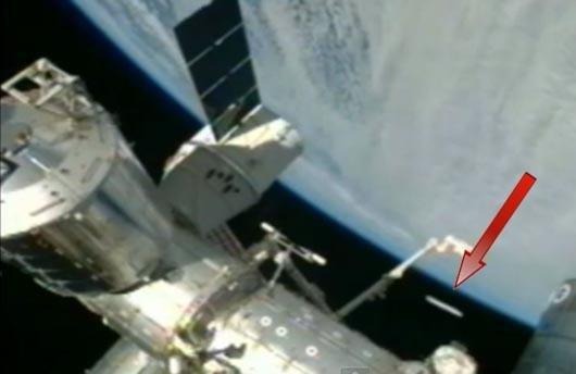 Спутники NASA засекли гигантский НЛО на орбите Земли