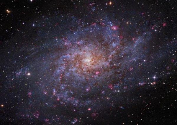 Ученые рассказали, как будет выглядеть смерть Млечного Пути