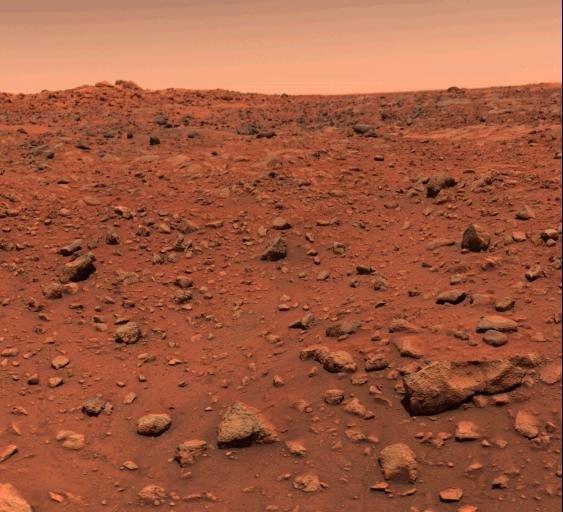Ученые раскрыли тайну возникновения водоемов на Марсе