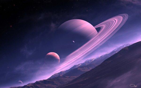 Население РФ сможет 15 июня в телескопы увидеть кольца Сатурна