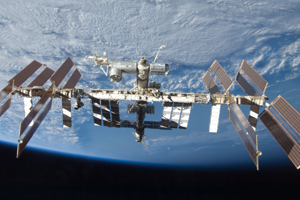 «Прогресс» доставил на МКС наноспутник ТНС-0 №2