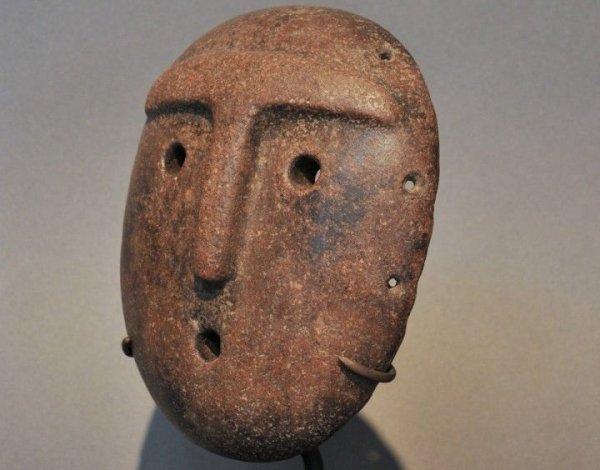 Исследование 3000-летней медной маски из Аргентины перевернуло научный мир
