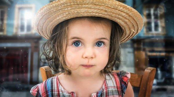 Ученые: Познавательные способности ребенка можно рассмотреть в его глазах