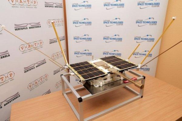 Первый латвийский космический спутник вышел на орбиту