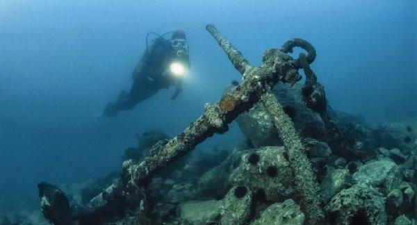 Ученые намерены искать на дне Балтики затонувшие корабли