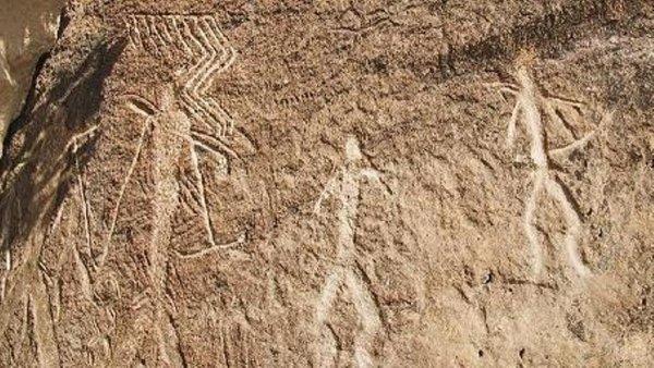 Наскальные рисунки в Монголии могут быть наиболее древними в Сибири