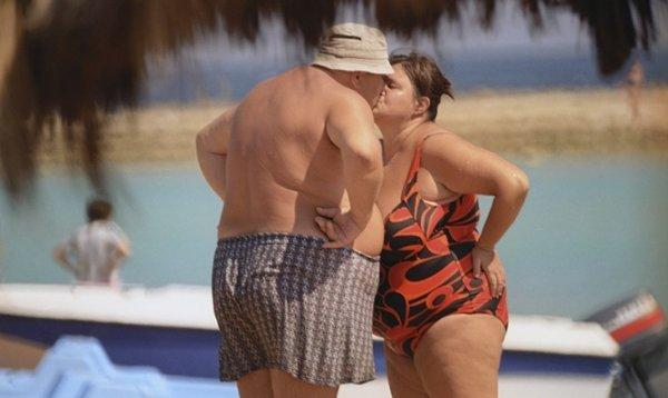 Ученые: Поцелуи помогут похудеть