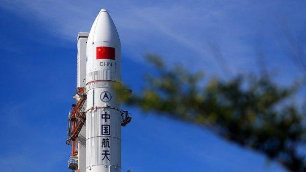 Пуск китайской ракеты-носителя «Великий поход-5» завершился неудачей