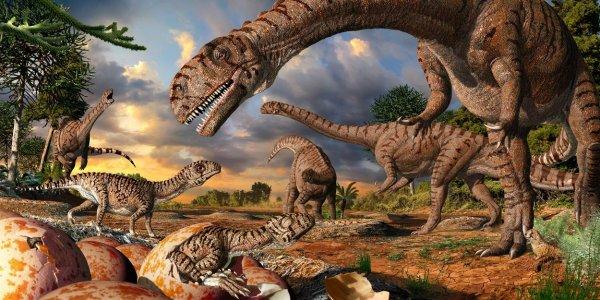Ученые развеяли мифы о динозаврах