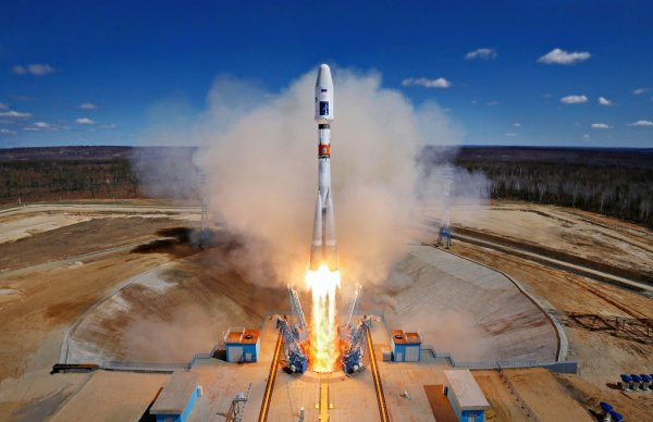 В ноябре с космодрома «Восточный» состоится второй запуск