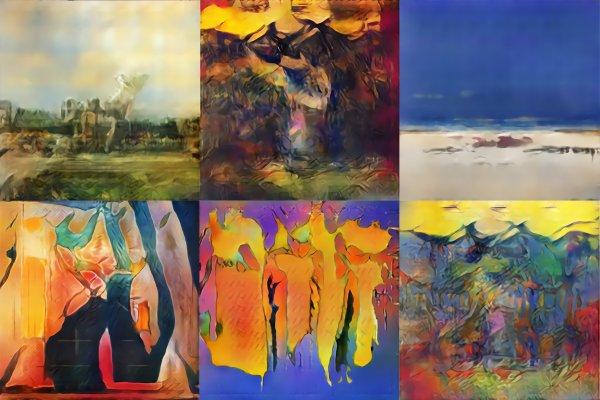 Ученые: Искусственный интеллект способен создать прорыв в живописи
